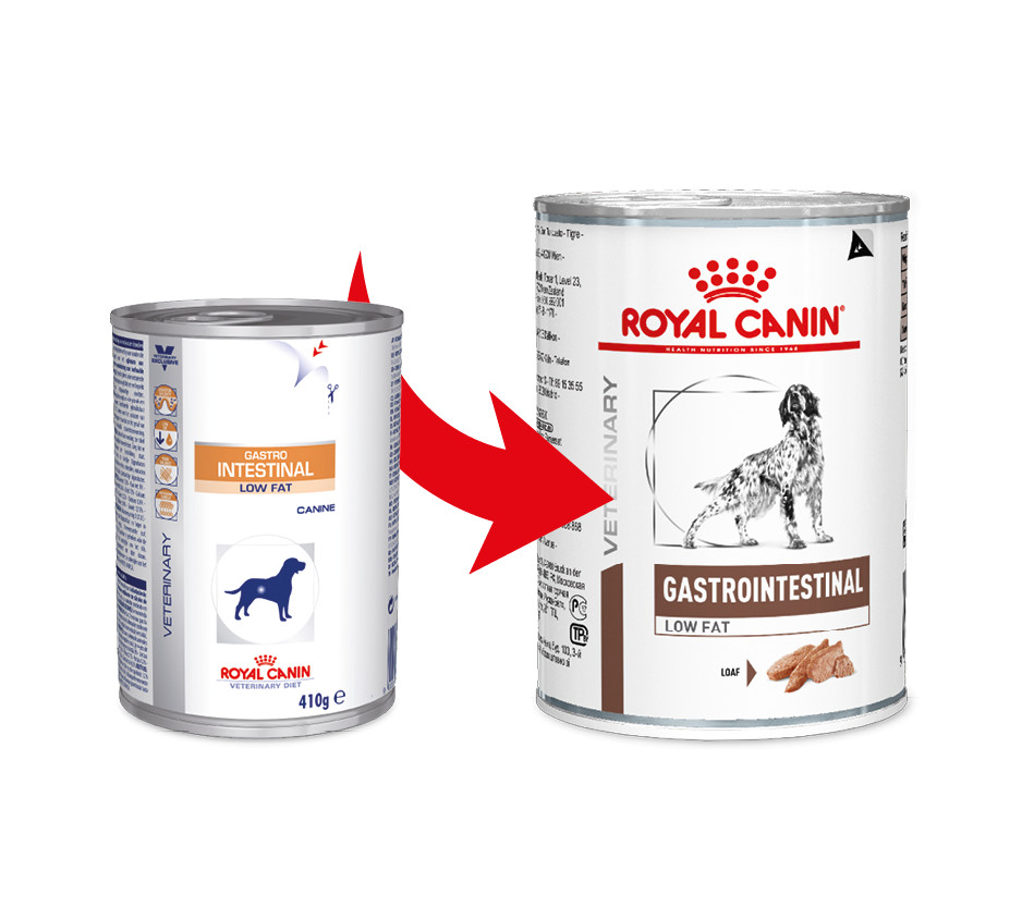 Royal Canin Gastro Intestinal Low Fat Hundefutter (Dosen)