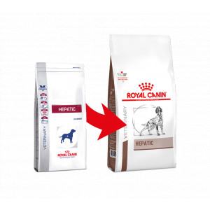 Royal Canin Veterinary Diet Hepatic Hundefutter
