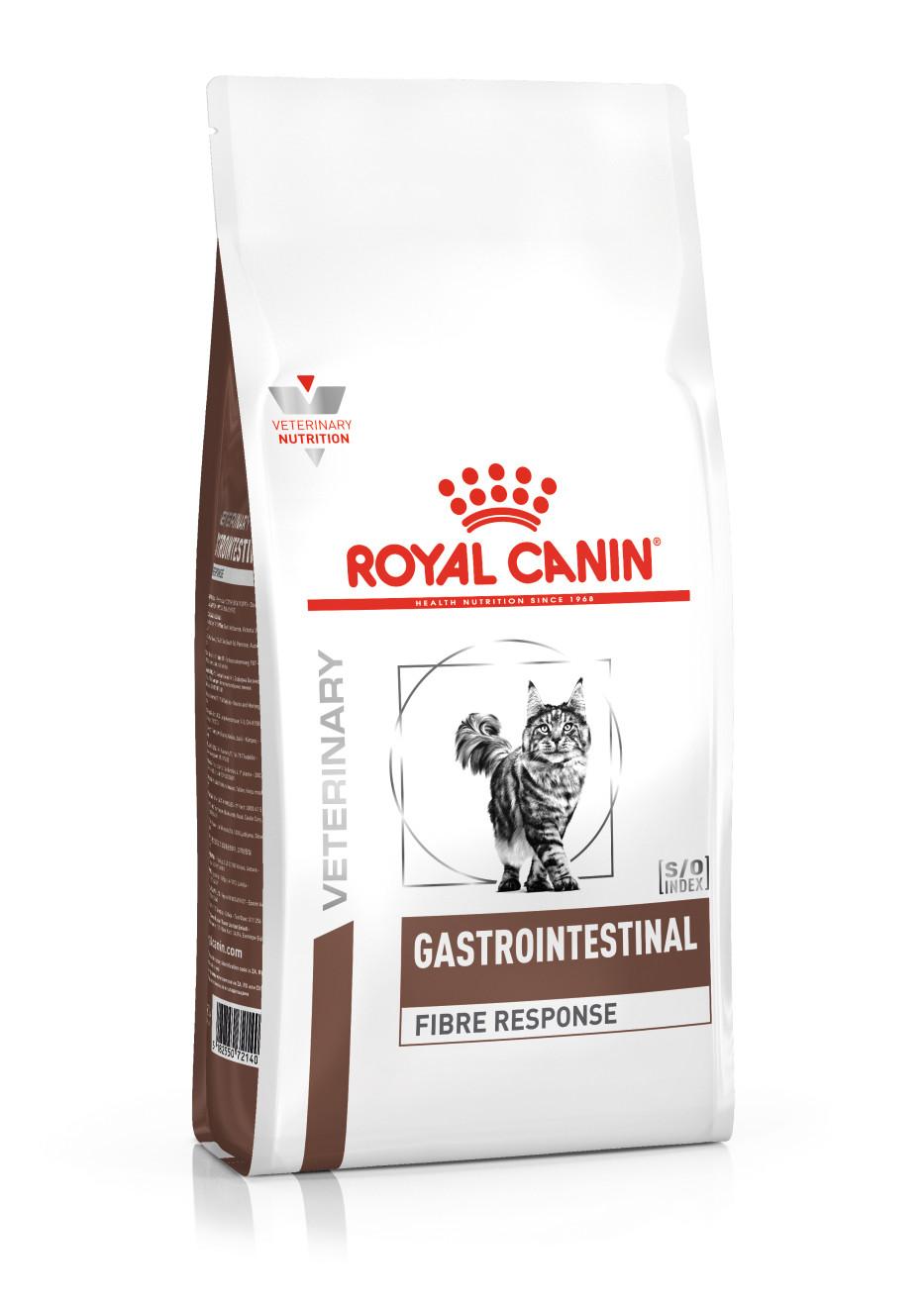 Royal Canin Veterinary Gastrointestinal Fibre Response Katzenfutter