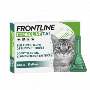 Frontline Combo Spot on Kat 3 pipetten
