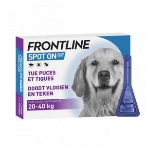 Frontline Spot On Hund 20 - 40 kg / L
