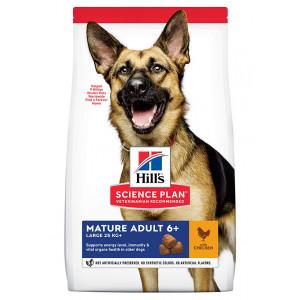 Hill's Mature Adult Large Breed Huhn Hundefutter