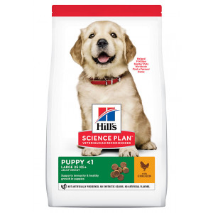 Hill's Puppy Large Breed Huhn Hundefutter