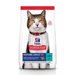 Hill's Mature Adult 7+ Thunfisch Katzenfutter