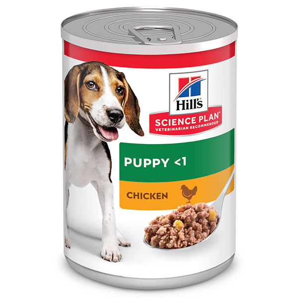 Hill's Puppy Healthy Development Huhn (in Dosen) Hundefutter
