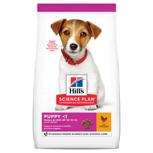 Hill's Puppy Small & Mini Huhn Hundefutter