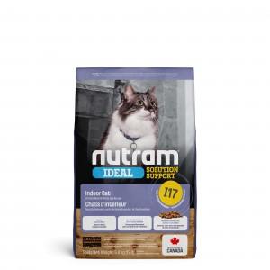 Nutram Ideal Solution Support Indoor Shedding I17 Katzenfutter