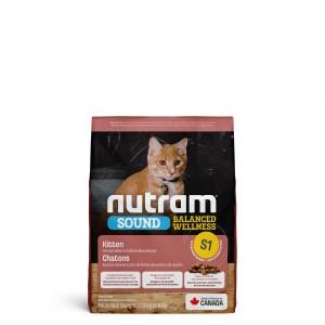 Nutram Sound Balanced Welness Kitten S1 Katzenfutter