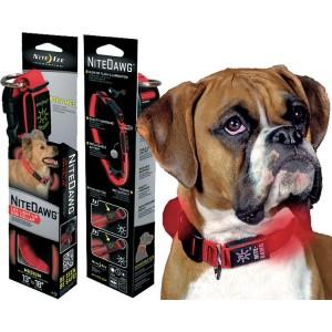 NiteDawg LED - Hundehalsband