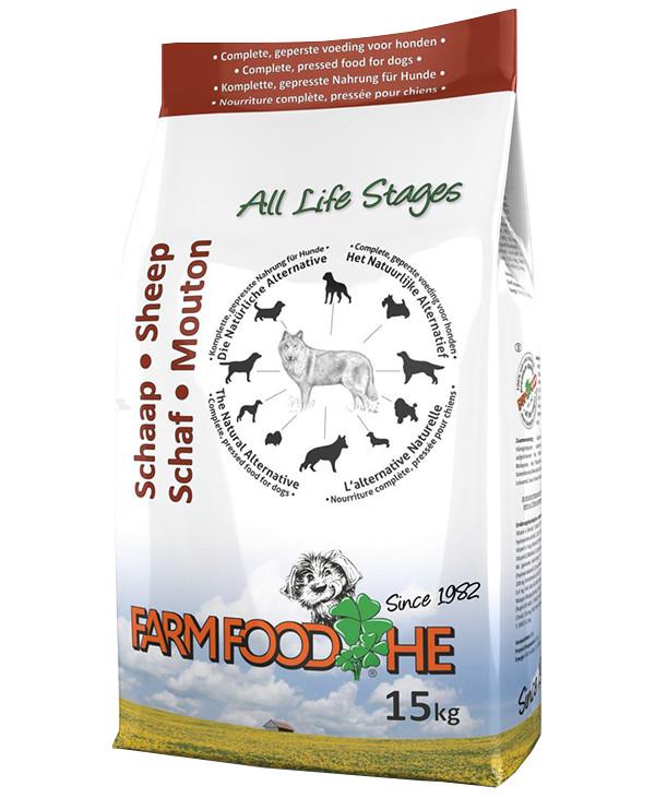 Farm Food HE Hundefutter mit Schaf