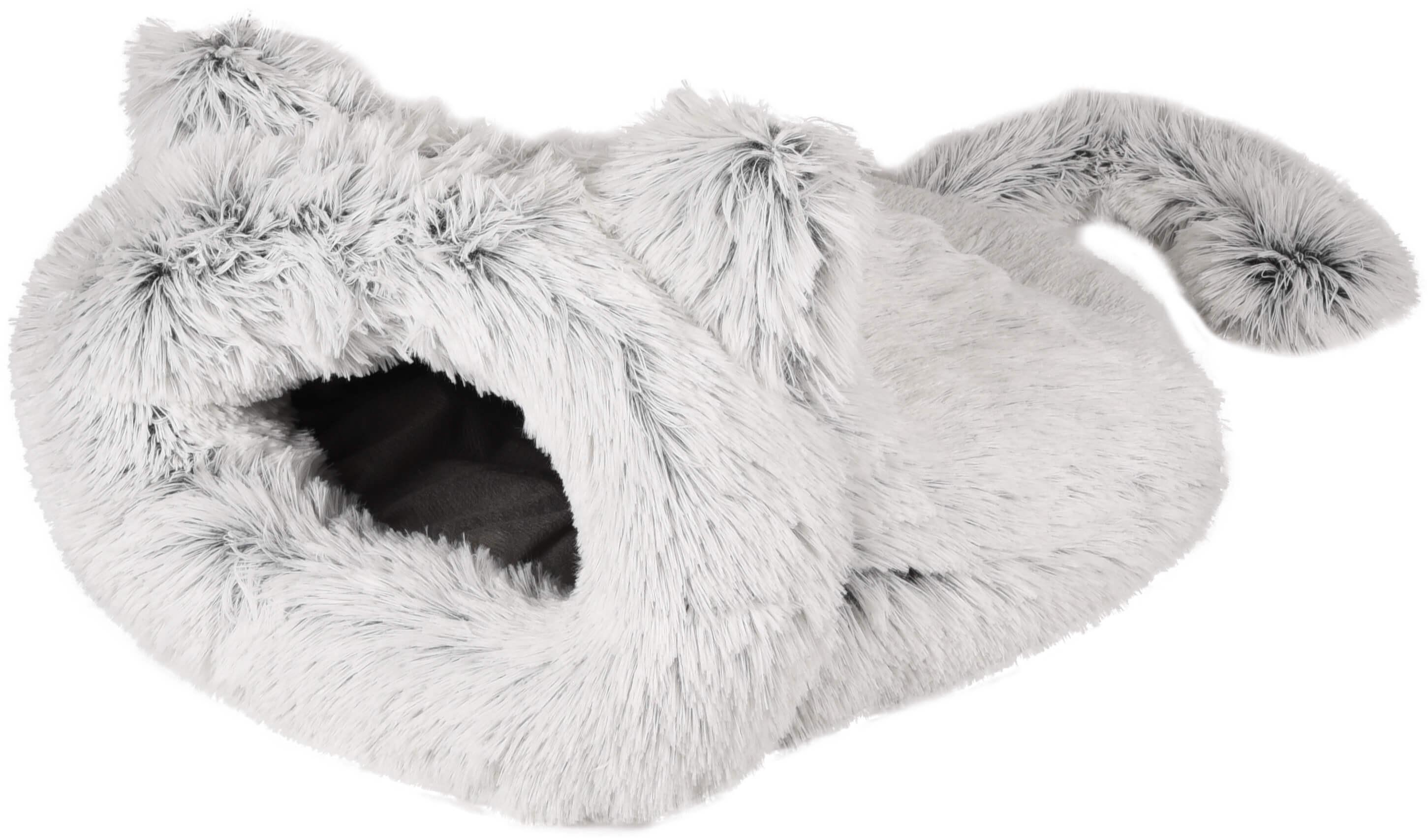 Slaapzak Alba Wit voor de kat 53x38x23cm