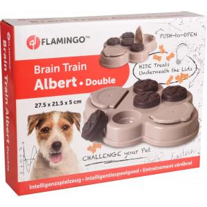 Hondentrainingsspel Brain Train Albert 2 kleppen