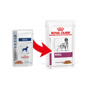 Royal Canin Veterinary Diet Renal Hunde-Nassfutter 150g AUSVERKAUF