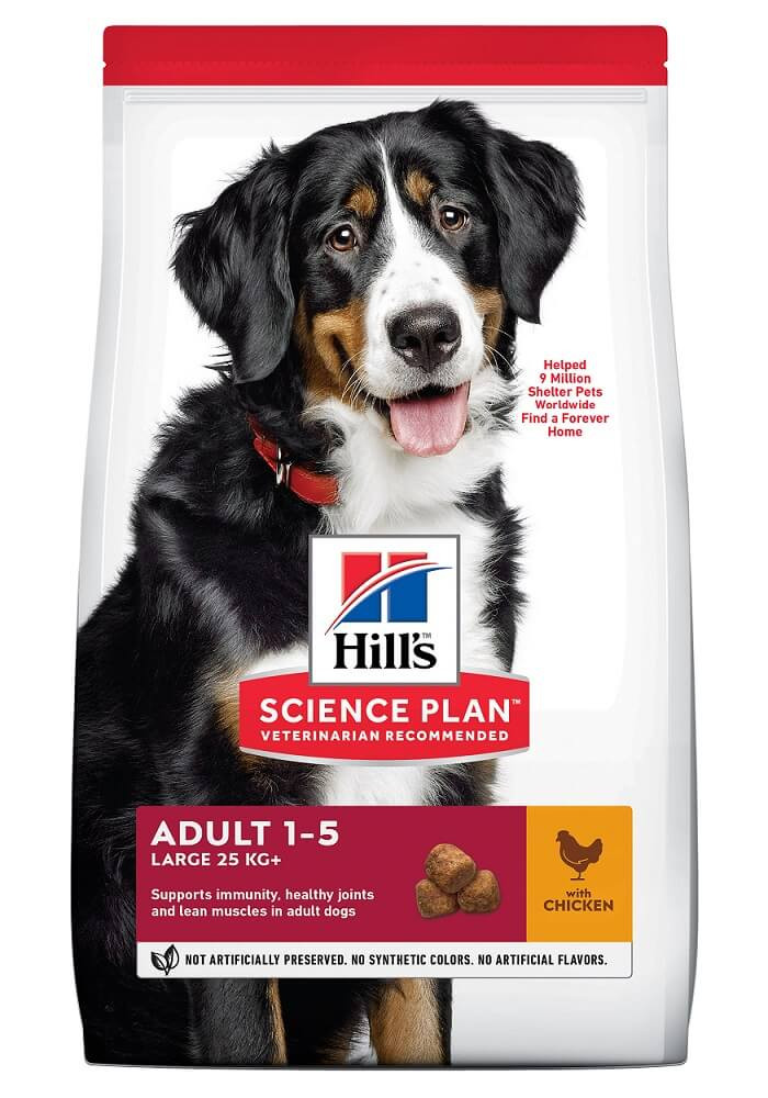 Hill's Adult Advanced Fitness Large Breed Huhn Hundefutter