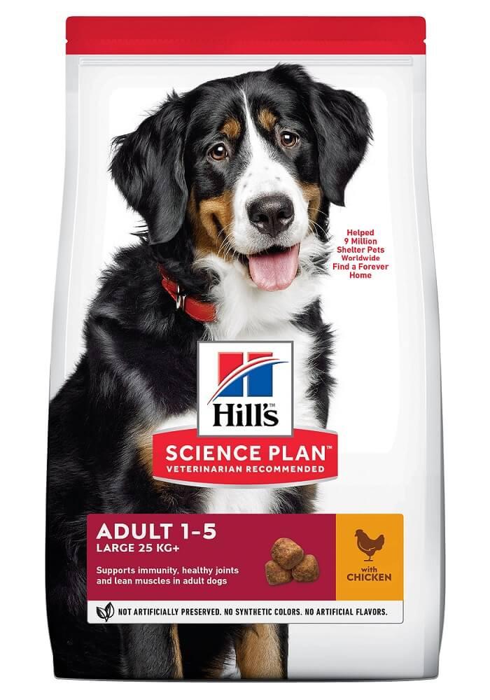 Hill's Adult Large Breed Huhn Hundefutter