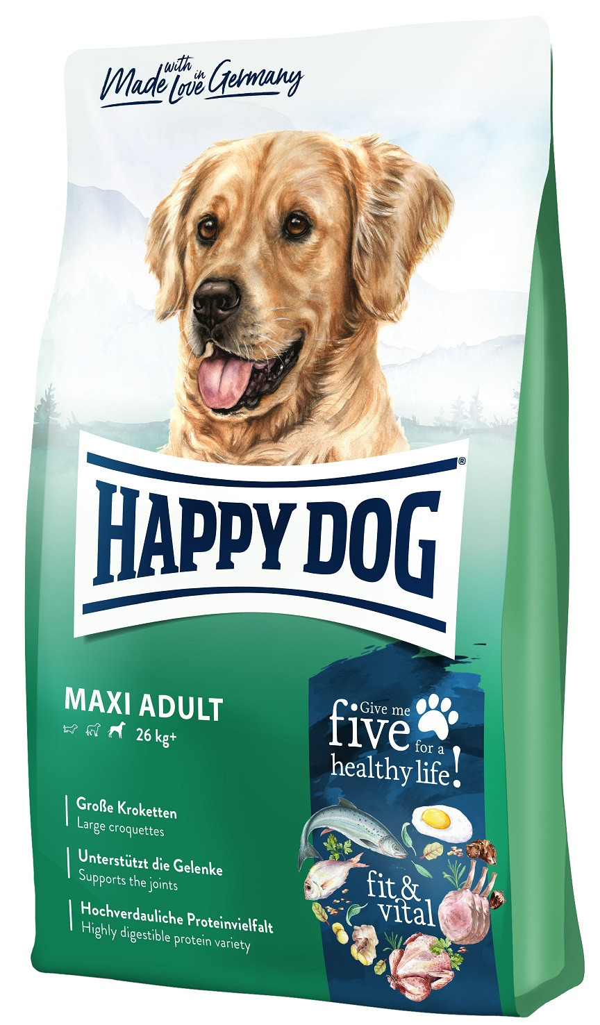 Happy Dog Supreme Maxi Adult Hundefutter