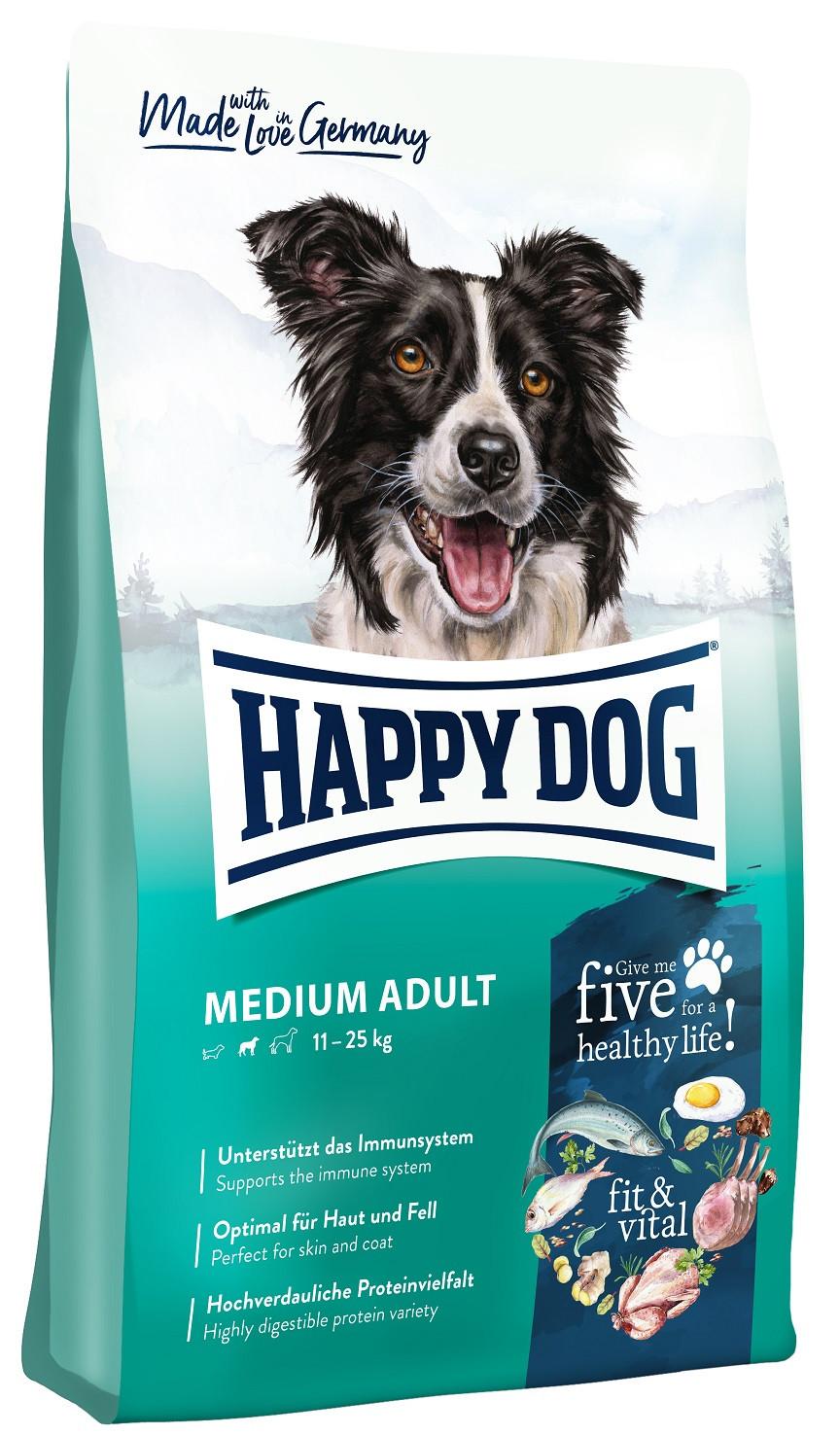 Happy Dog Supreme Medium Adult Hundefutter