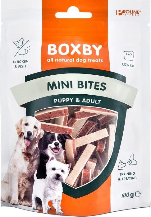 Boxby Mini Bites für Hunde