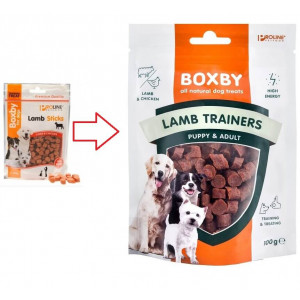 Boxby Lamm Trainers für Hunde