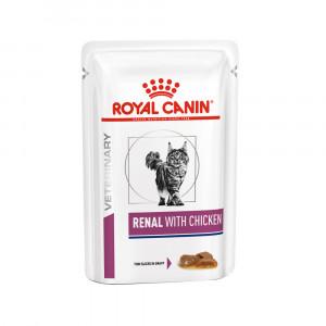 Royal Canin Renal mit Huhn Katzen-Nassfutter