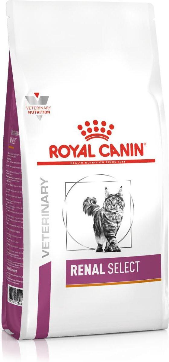 Royal Canin Veterinary Diet Renal Select Katzenfutter