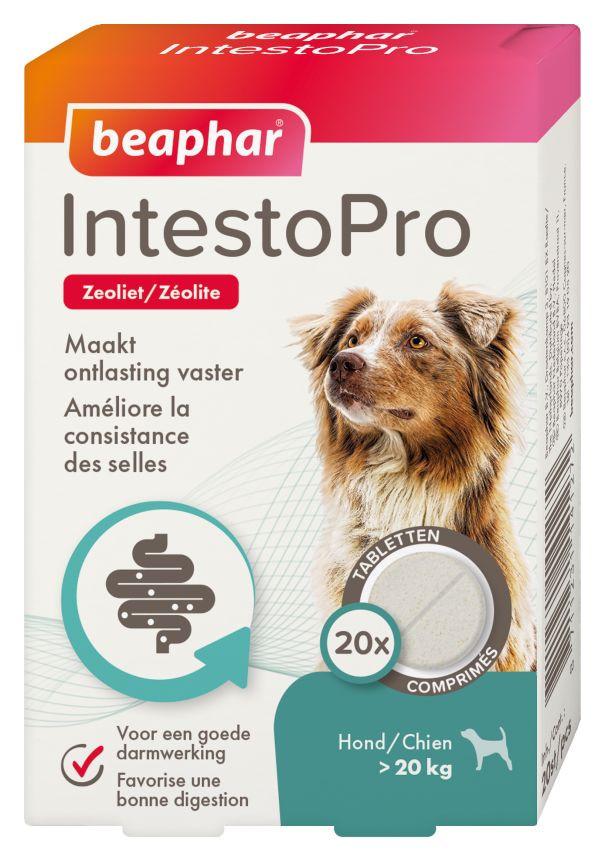 IntestoPro tabletten voor honden vanaf 20 kg