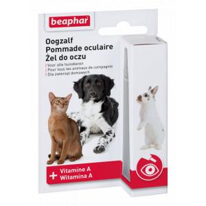 Beaphar Augensalbe für Hund und Katze