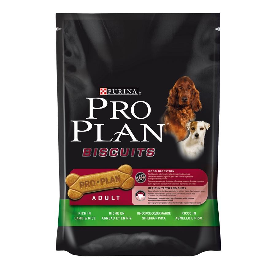 Proplan Biscuits Lam&Rijst voor de hond