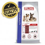 Lukos Light Sterilised Hundefutter