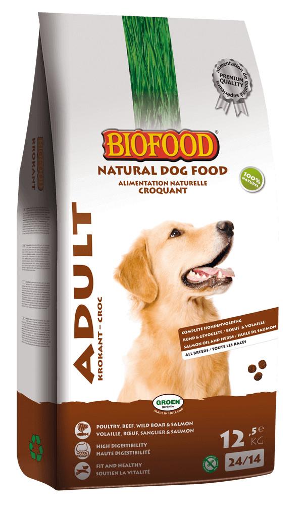 Biofood Adult Krokant Hundefutter