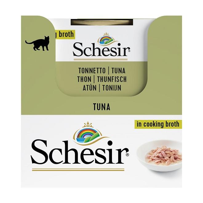 Schesir Thunfisch in Fischbouillon