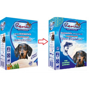 Renske Fisch Hundefutter