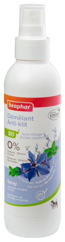 Beaphar Bio Anti-Klit Spray voor hond en kat