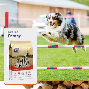 Carocroc 25/16 Energy Hondenvoer