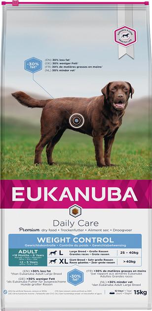 Eukanuba Adult Weight Control Groβe Rassen Hundefutter