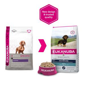 Eukanuba Dachshund adult hondenvoer