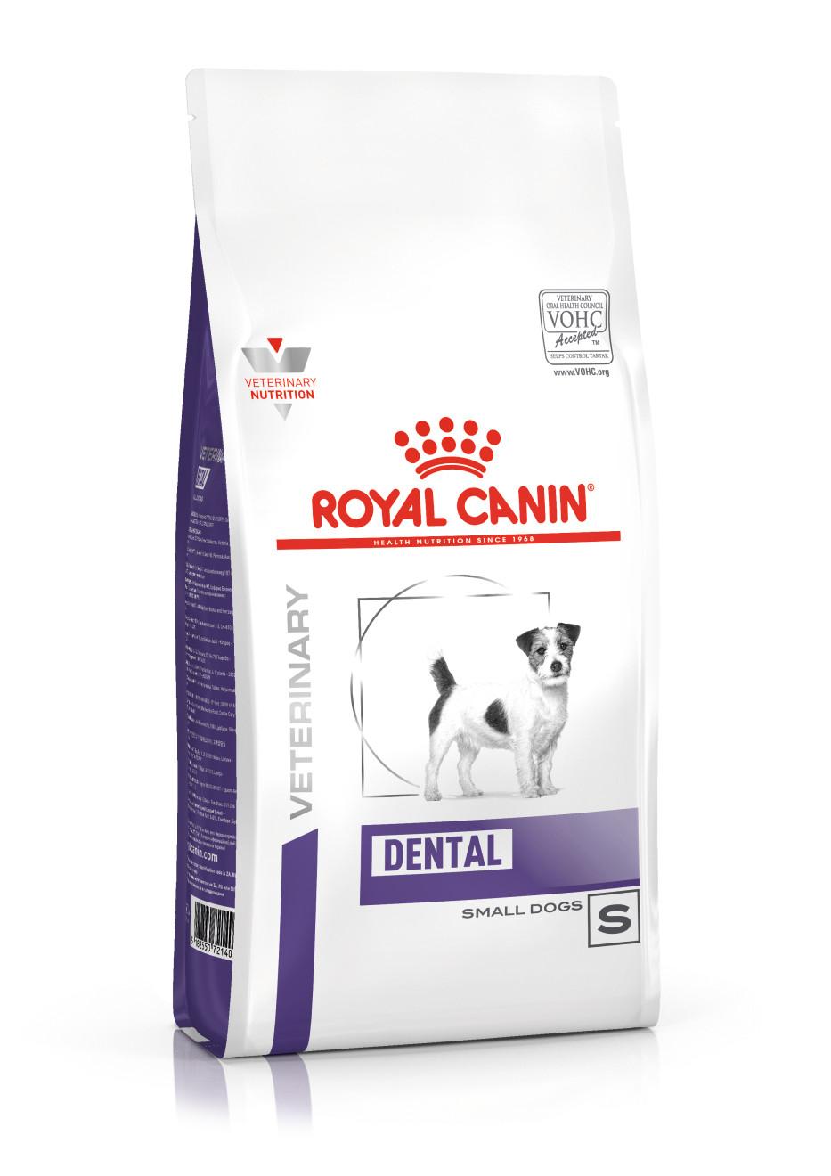 Royal Canin Veterinary Dental Small Dogs Hundefutter