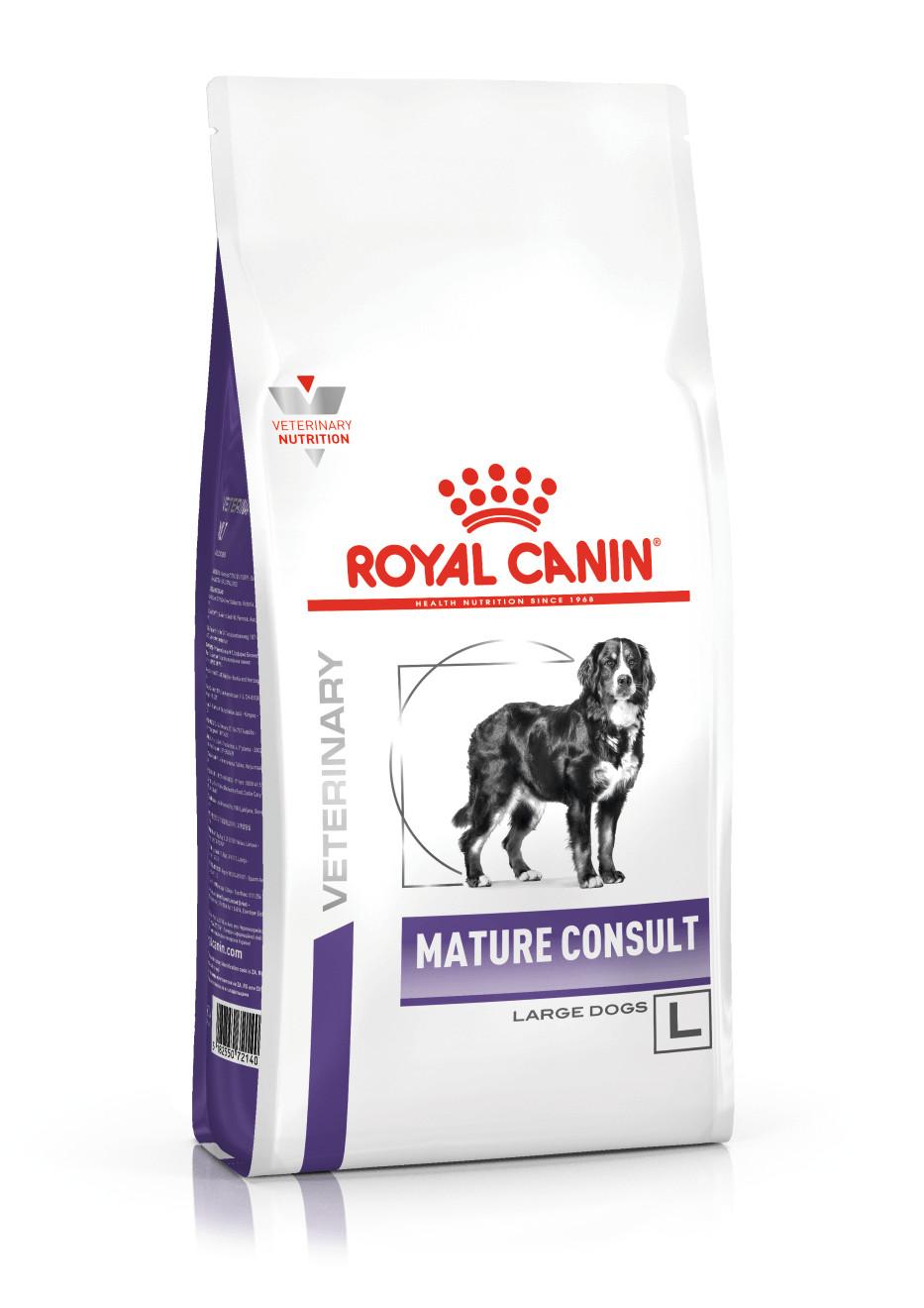 Royal Canin VCN Senior Consult Mature Large Dog Hundefutter