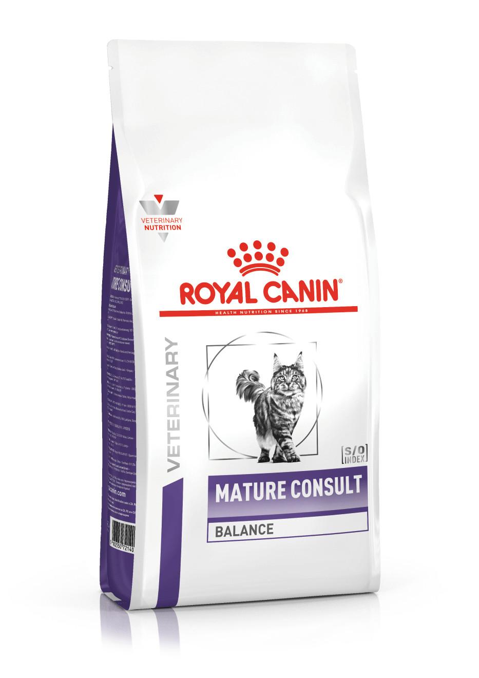 Royal Canin Veterinary Mature Consult Balance Katzenfutter