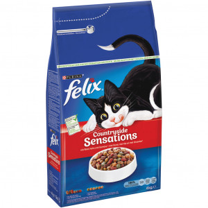 Felix Sensations Countryside Katzenfutter