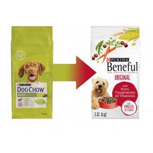 Beneful Original Rind & Gemüse Hundefutter