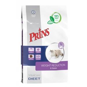 Prins Vitalcare Dieet Weight Reduction & Diabetic voor de kat