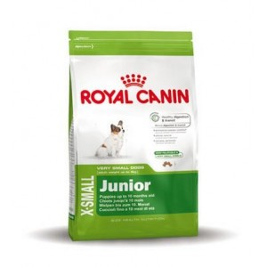 Royal Canin Mini X-Small Junior Hundefutter