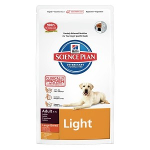 Hill's Adult Light Largebreed Huhn Hundefutter