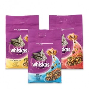 whiskas Combipack 3 x 4 kg