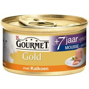 Gourmet Gold Mousse mit Truthahn +7