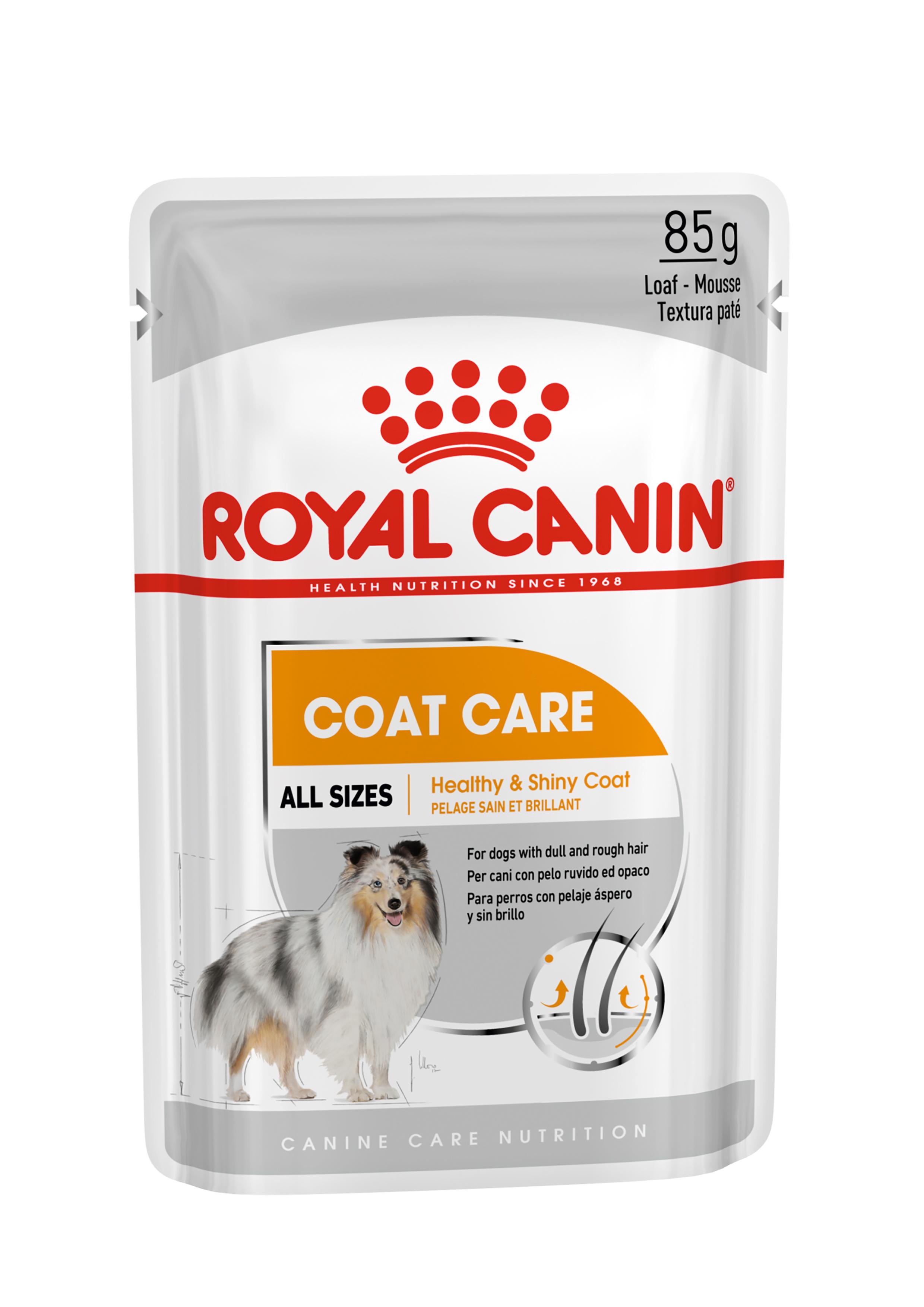 Royal Canin Coat Care natvoer 2 x 12 zakjes