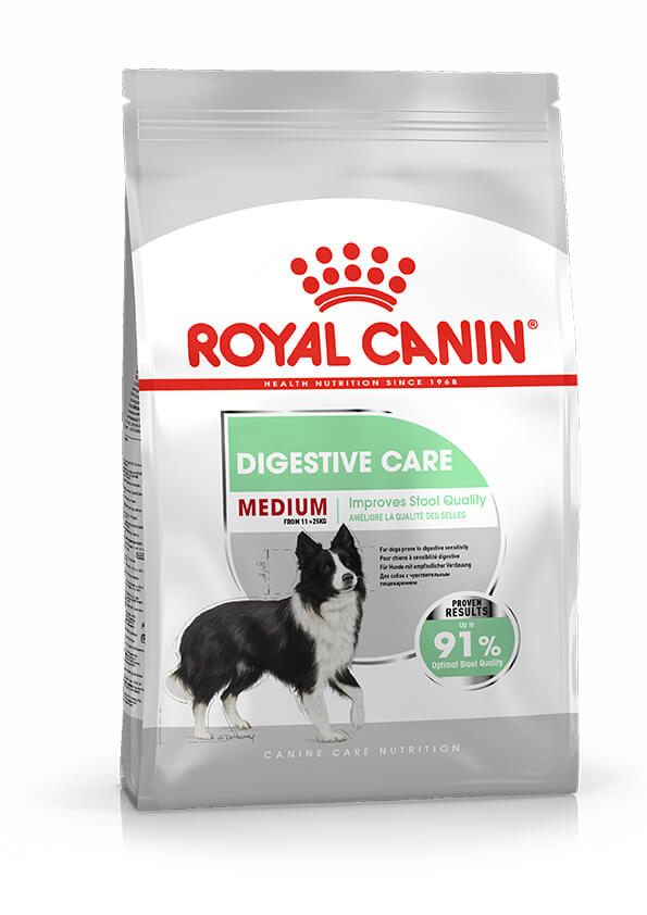 Royal Canin Medium Digestive Care hondenvoer 2 x 10 kg