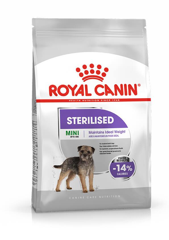 Royal Canin Mini Sterilised hondenvoer 2 x 3 kg