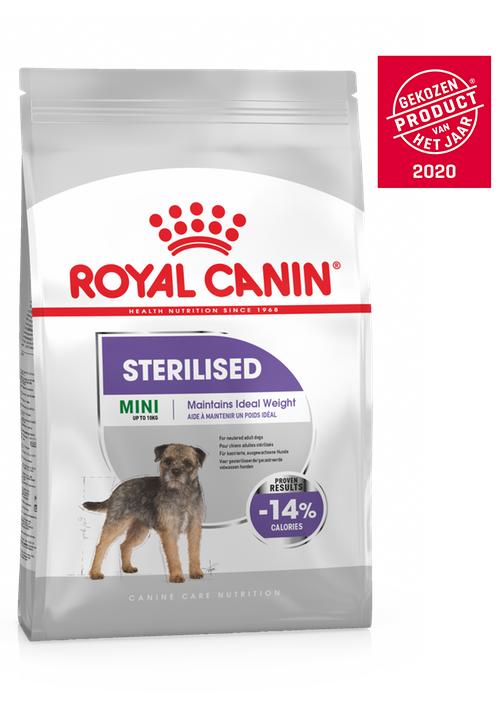 Royal Canin Mini Sterilised hondenvoer 8 kg
